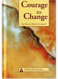 Al-Anon Courage to Change