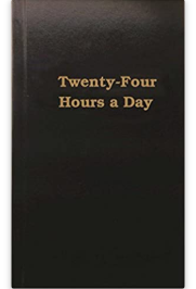 Twenty-Four Hours A Day AA Little Black Book