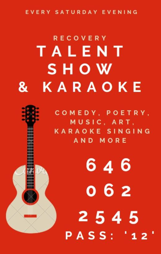 Music Meeting Talent Show & Karaoke